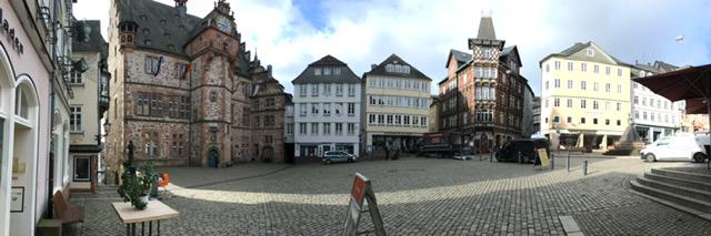 Bilder från Marburg